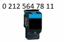 C540A1CG Mavi Muadil Toner