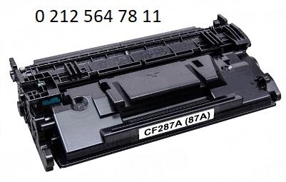 Hp Cf287x Siyah Muadil Toner
