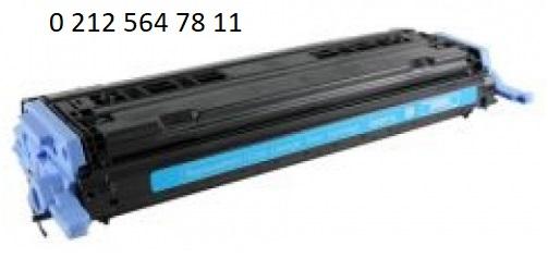 Hp 124A Q6001A Mavi Toner Dolumu