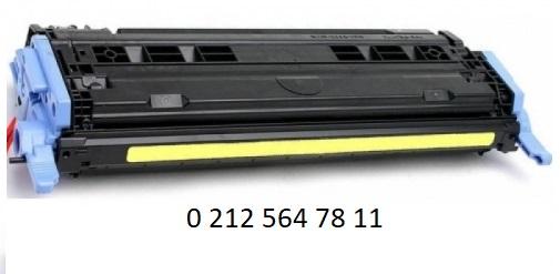 Hp 124A Q6002A Sari Toner Dolumu