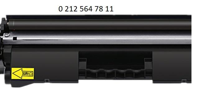 Hp 17a Cf217a Siyah Toner Dolumu