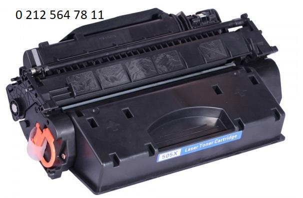 Hp CE505X Yüksek Kapasite Siyah Muadil Toner