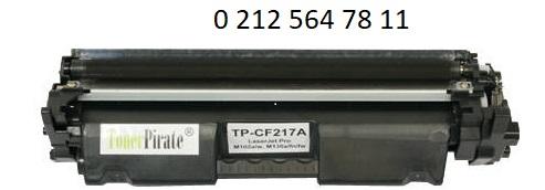 Hp CF217A 17a Siyah Muadil Toner