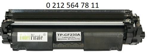 Hp CF230A Siyah Muadil Toner 30a