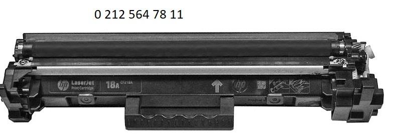 Hp Cf218a Siyah Muadil Toner 18a