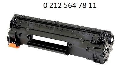 Hp Cf283x Yüksek Kapasite Siyah Muadil Toner 83x