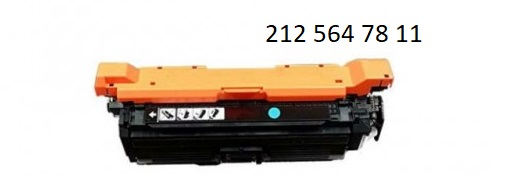 Hp Cf321a Mavi Muadil Toner 653a