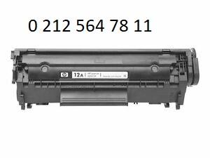 Hp Q2612ac Siyah Muadil Toner 12a