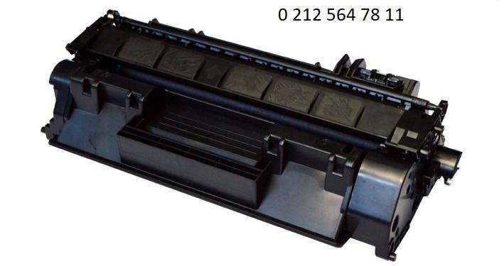 Hp Q7553x Yüksek Kapasite Siyah Muadil Toner