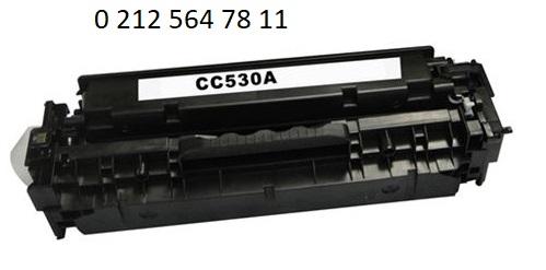 Hp cc530a 304a Siyah Toner Dolumu