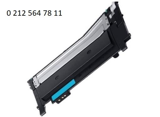 Samsung Clt c404s Mavi Toner Dolumu