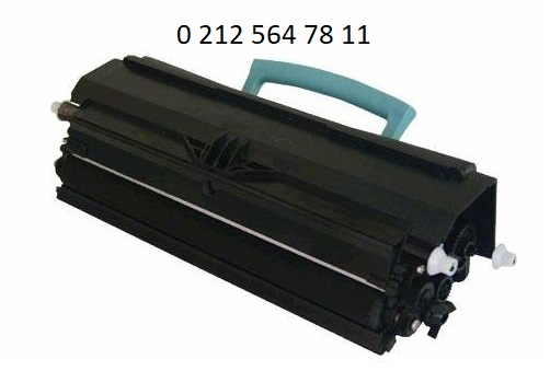 X340H11G X340H21G Siyah Muadil Toner