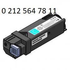 Xerox 006R01694 mavi Toner Dolumu
