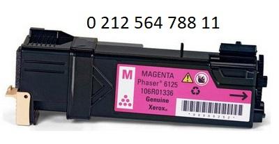 Xerox 106R01336 kirmizi Toner dolumu