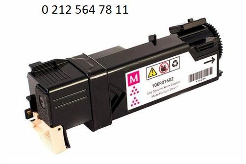 Xerox 106R01602-Kirmizi Toner Dolumu