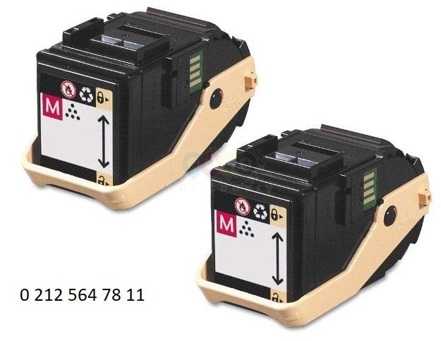 Xerox 106R02610 Kirmizi Toner Dolumu