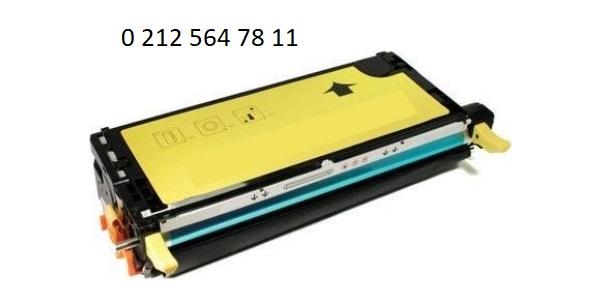 Xerox 113R00725 Sari Toner Dolumu