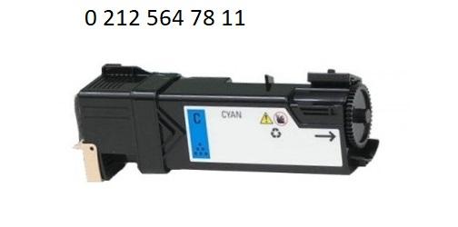 Xerox Phaser 6125 106R01335 Mavi Toner Dolumu