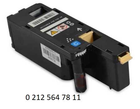 Xerox phaser 106r01631 Mavi Toner Dolumu