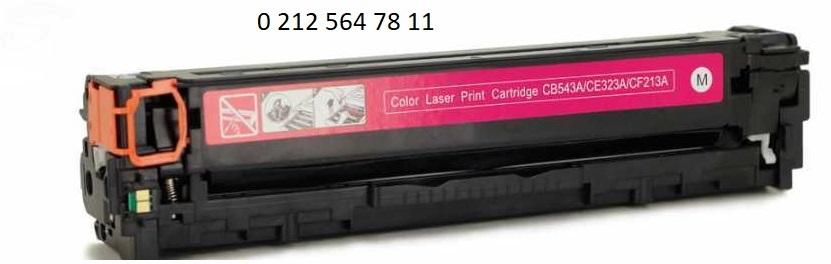 Hp 125a Kırmızı Toner Dolumu cb543a Toner