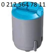 Clp 350 Mavi Toner Dolumu
