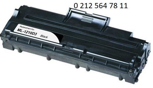 ML 1210D3 Siyah Toner Dolumu