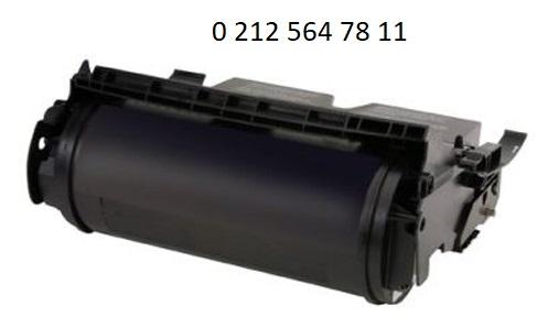 T520 T522 X520 X522 Siyah Muadil Toner.