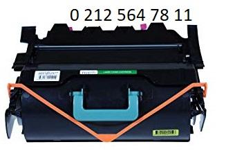 X651H11E Yüksek Kapasite Muadil Toner
