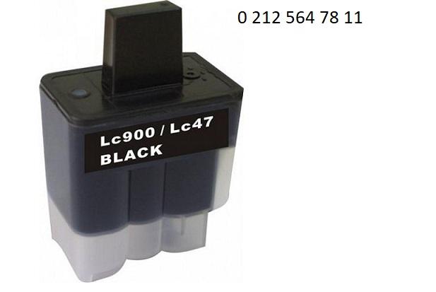 LC 47 Siyah Kartus Dolumu