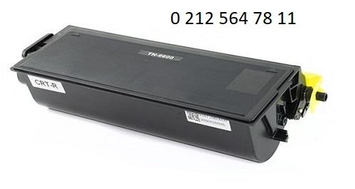 TN 6600 Siyah Toner Dolumu